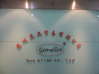 Porcellana GEO-ALLEN CO.,LTD.