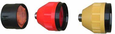 Singolo rivestimento a 2,5 pollici dell'argento del prisma 04S/04T o senza e tipo singolo rivestimento di 04L Leica del rame del prisma o senza